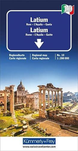 9783259013908: Latium / Rome: KF.IT.10
