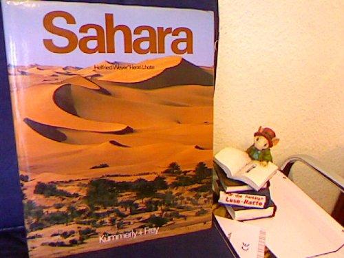 Sahara. Signiert von Helfried Weyer.: Weyer, Helfried und