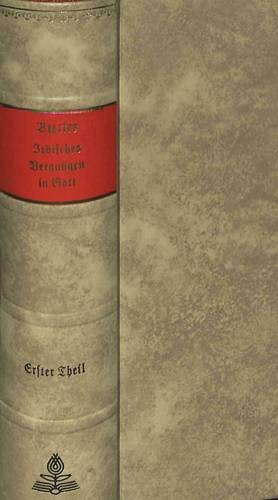 Irdisches Vergnügen in Gott: Barthold Hinrich Brockes