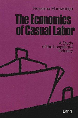 Economics of Casual Labor: Morwedge, Hosseine