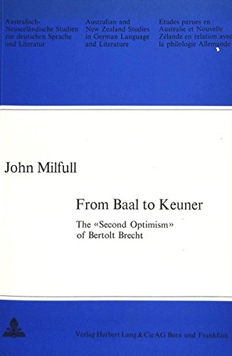 From Baal to Keuner: Milfull, John