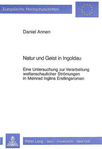 Natur und Geist in Ingoldau: ANNEN DANIEL