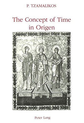 9783261044402: The Concept of Time in Origen