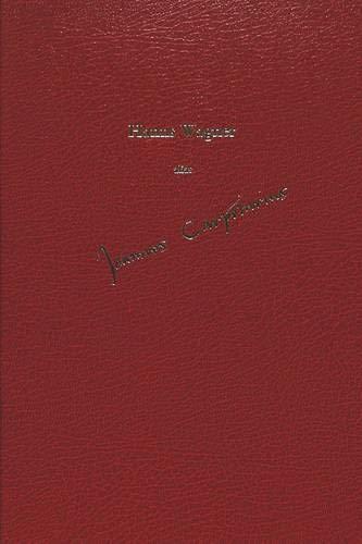 Werke Und Biographie (Hardback): Hanns Wagner, Johannes Wagner