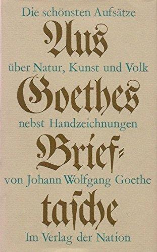 9783262001886: Goethes Sammlungen zur Mineralogie, Geologie und Paläontologie: Katalog (Goethes sammlungen zur kunst, Literatur und Naturwissenschaft)