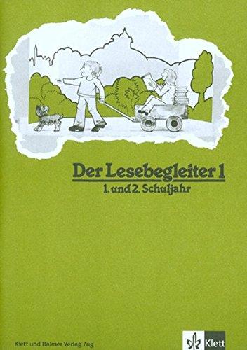 9783264237030: Der Lesebegleiter. 1. und 2. Schuljahr by Malmquist, Eve; Meiers, Kurt