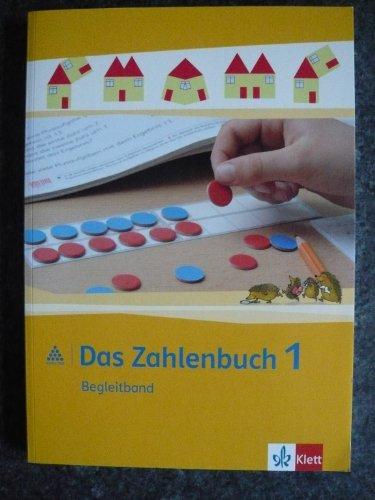 9783264830842: Das Zahlenbuch / 1. Schuljahr, Schulbuch: Begleitband by Wittmann, Erich; Mül...