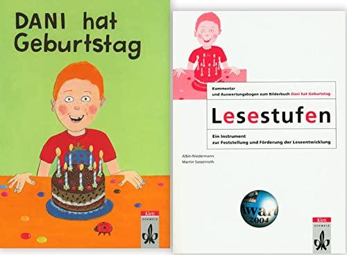 Lesestufen - Dani hat Geburtstag: Ein Instrument zur Feststellung und Förderung der ...