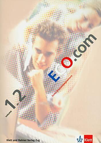 9783264834284: Eco.com: Livret d'accompagnement zu Livre de l'étudiant 1 und Livre de l'étud...