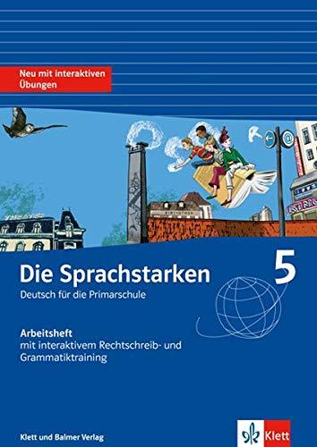 9783264836295: Die Sprachstarken 5: Arbeitsheft by