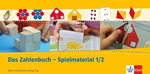 9783264837049: Zahlenbuch Frühförderung / Das Zahlenbuch: Spielmaterial 1/2 by