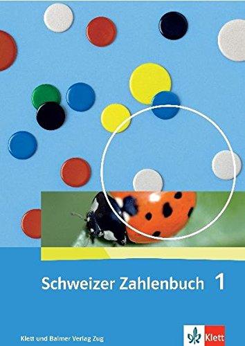 9783264837100: Schweizer Zahlenbuch 1: Schulbuch