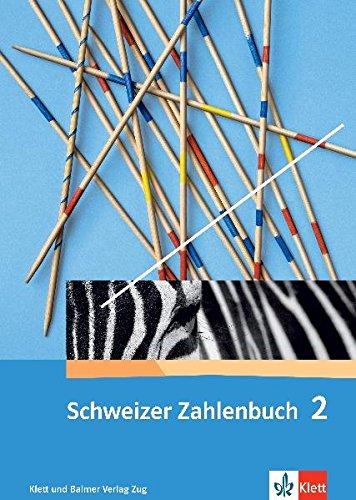 9783264837209: Schweizer Zahlenbuch 2: Schulbuch