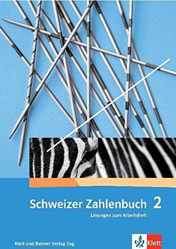 9783264837230: Schweizer Zahlenbuch 2: Lösungen zum Arbeitsheft by Wittmann, Erich Ch; Mülle...