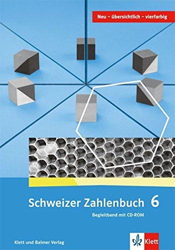 9783264837681: Schweizer Zahlenbuch 6: Begleitband