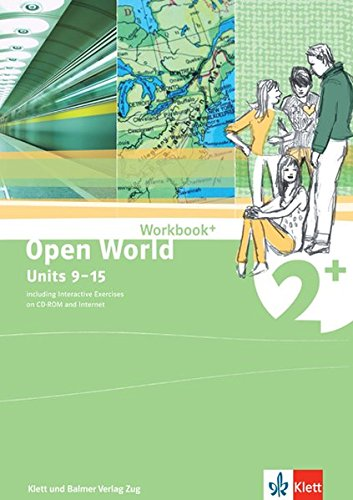 9783264839234: Open World 2: Workbook+, Units 9-15. Including interactive exercises on CD-ROM and Internet