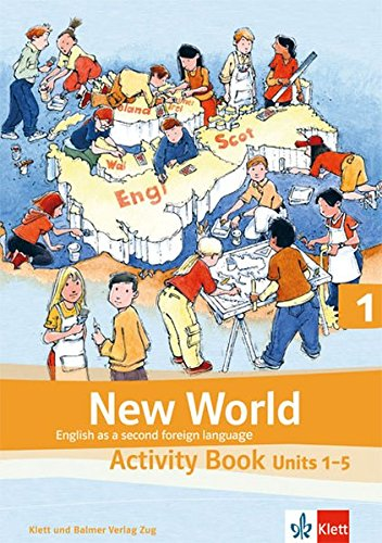9783264839616: New World 1: Activity Book (inkl. Pupil's eBook Plus) by