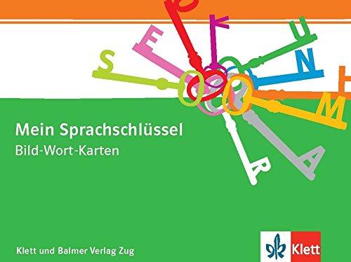 9783264839913: Mein Sprachschlüssel: Sprachförderung im Kindergarten. Bild-Wort-Karten (Box) by