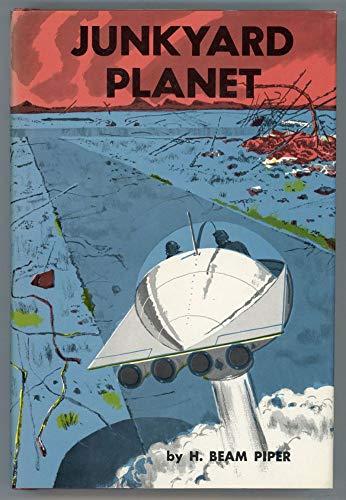 9783275006274: Junkyard Planet