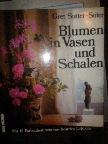 9783275007240: Blumen in Vasen und Schalen