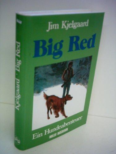 9783275008933: Big Red - ein Hundeabenteuer