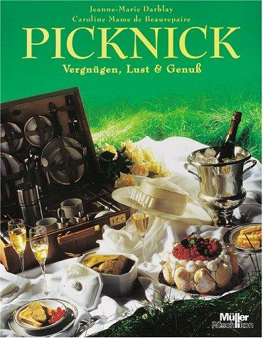 9783275010929: Picknick. Vergnügen, Lust und Genuß.