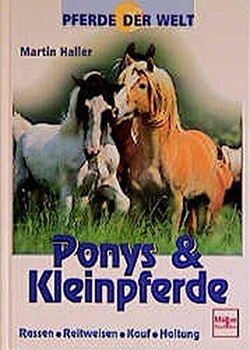 9783275013685: Ponys & Kleinpferde. Pferde der Welt.