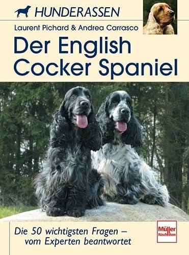 9783275014248: Der English Cocker Spaniel. Hunderassen.