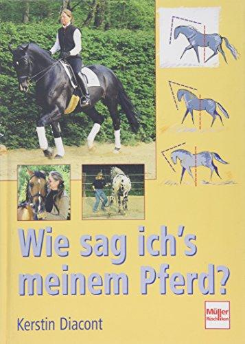 9783275014880: Wie sag ich's meinem Pferd?