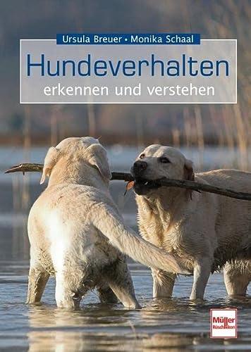 9783275015740: Hundeverhalten - erkennen und verstehen