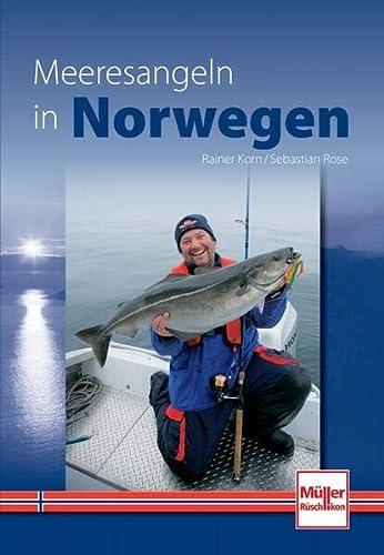 9783275016334: Meeresangeln in Norwegen: Erstklassige Reviere. Wertvolle Reisetipps. Perfekte Taktiken