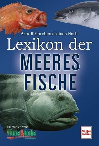 9783275017362: Lexikon der Meeresfische