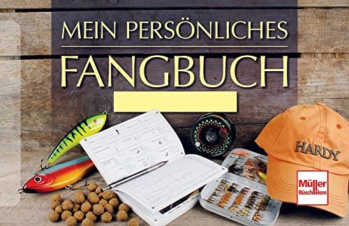 9783275018444: Mein persönliches Fangbuch