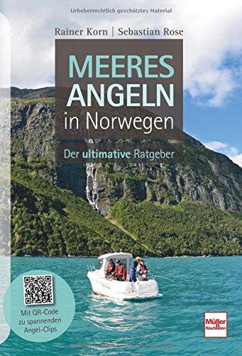 9783275020232: Meeresangeln in Norwegen: Erstklassige Reviere. Wertvolle Reisetipps. Perfekte Taktiken