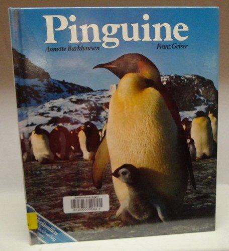 Pinguine: Annette Barkhausen; Franz