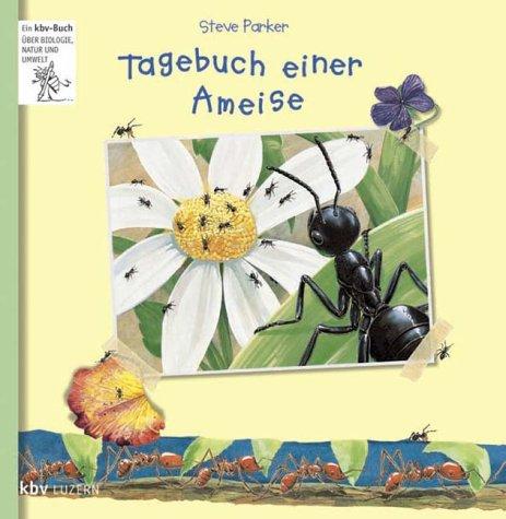 Tagebuch einer Ameise Cover