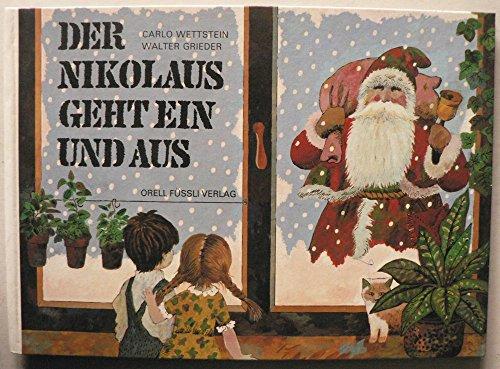 9783280009369: Der Nikolaus geht ein und aus