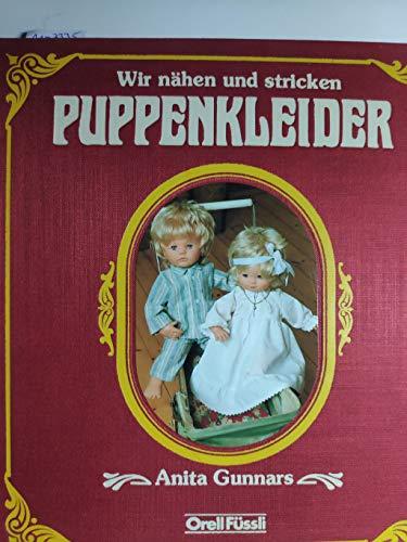 9783280013991: Wir nähen und stricken Puppenkleider