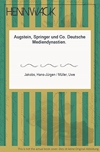 Augstein, Springer & Co.