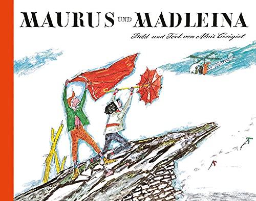 9783280029039: Maurus und Madleina
