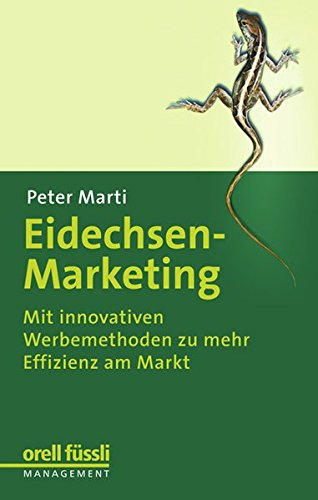 9783280051801: Eidechsen-Marketing