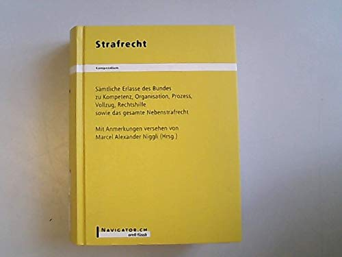 9783280070086: Das Schweizerische Strafrecht.