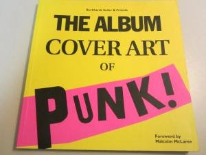 9783283003555: The Album Cover Art of Punk