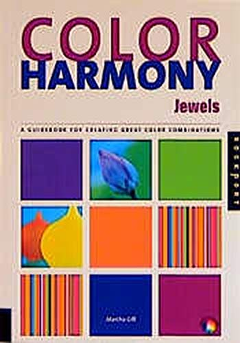 9783283004248: Color Harmony - Jewels. A Guidebook for creating great Color Combinations.