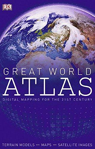 9783283011017: Great World Atlas