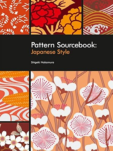 9783283011239: Pattern Sourcebook: Japanese Style: 250 Patterns for Projects and Designs