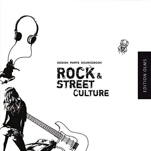 9783283011253: Rock & Street Culture: Design Parts Sourcebook. Hundreds of Icons, Illustrations and Letters for Rock-Themed Projects and Designs