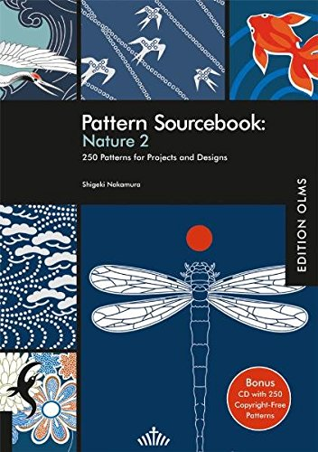 9783283011376: Pattern Sourcebook: Nature 2: 250 Patterns fur Projects and Designs