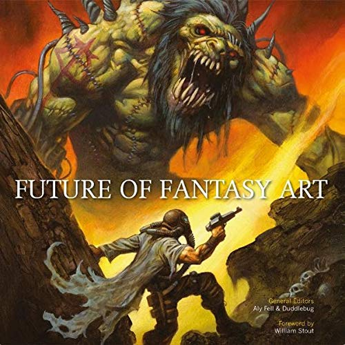 9783283011383: Future of Fantasy Art Olms Edition