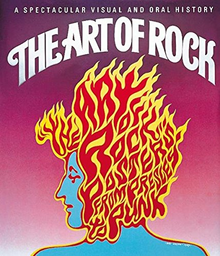 9783283011406: The Art of Rock: Posters from Presley to Punk